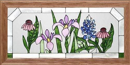 Art Glass Flower - 6