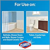 Clorox Plus Tilex Daily Shower Cleaner, Refill