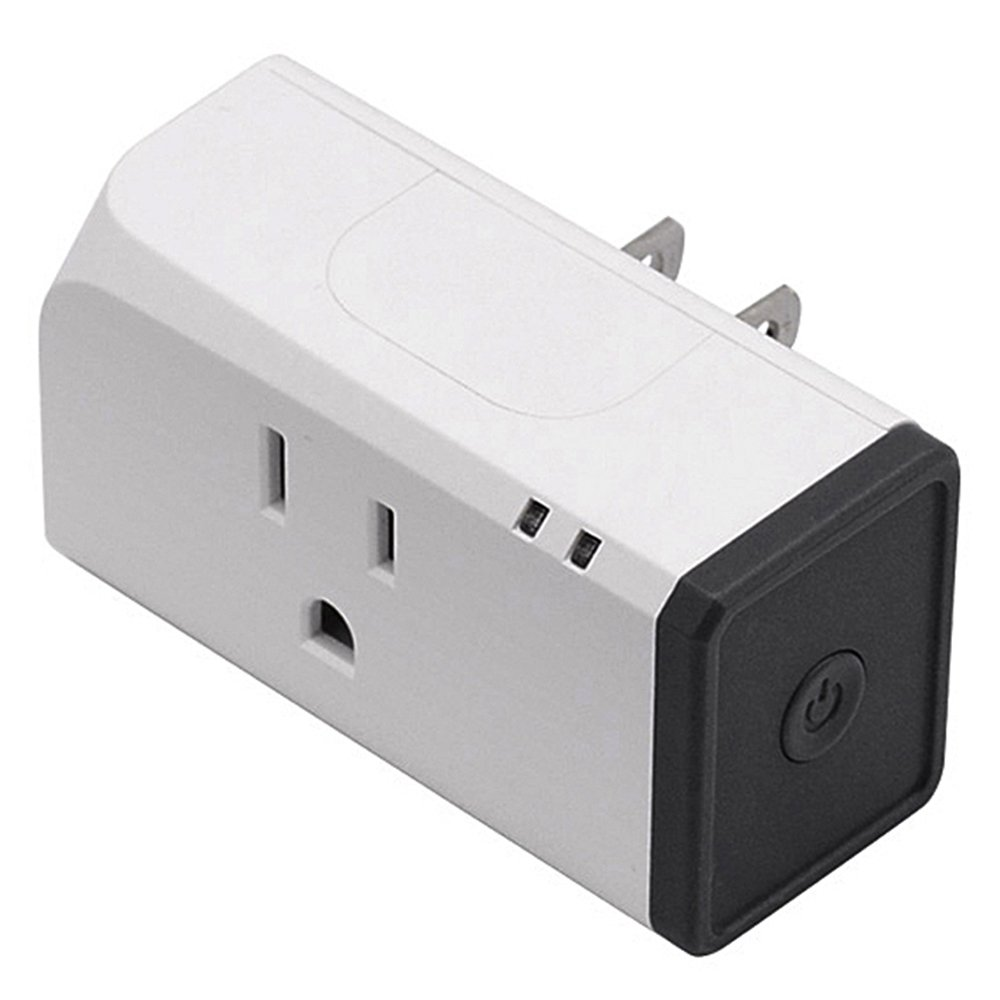 WiFi Smart Plug ITEAD Wireless Smart Socket Compatible with Alexa Echo Google Home Nest IFTTT with Energy Monitoring