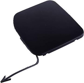 Front Bumper Tow Hook Cover Cap Hole for 2015-2016 NISSAN VERSA SEDAN