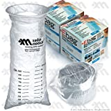 Clear Emesis Bag 40 Oz. (1000ml) 24 Per Case