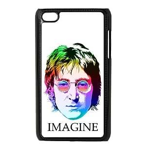 John Lennon iPod Touch 4 Case Black SH6160780