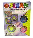: Floam Suncatcher Kit Arts & Crafts Decorate, Shape, Create