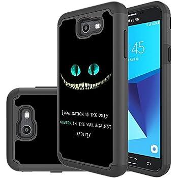 Amazon com: Galaxy J7 V Case, Galaxy J7 2017 Case, Galaxy J7