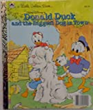 "Walt Disney's Donald Duck and the Big Dog (Originally published as ""Donald Duck and the Biggest Dog in Town"")"