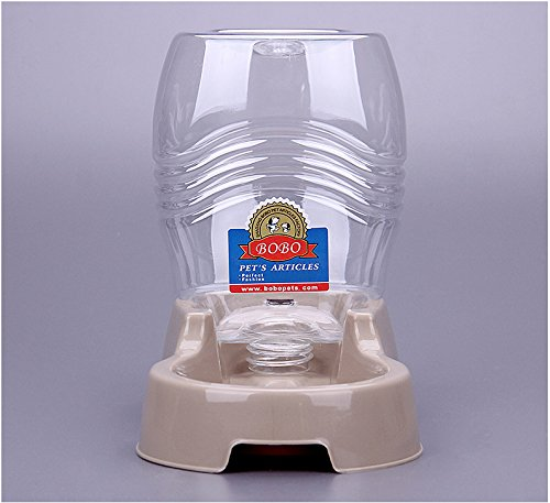 Old Tjikko Small Pet Drinker for Dog And Cat, Puppy Water Bowl Automatic Drinker,32 Ounce/ 946.3ML Self Waterer for Small Animals By