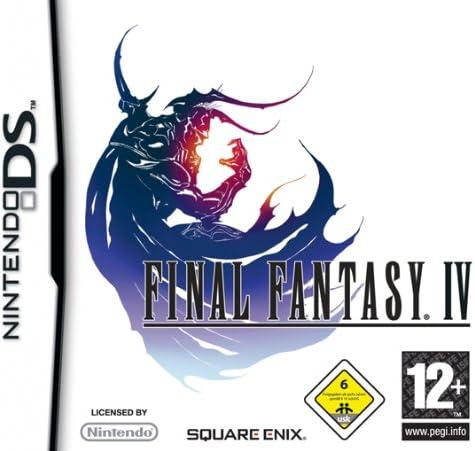 Square Enix Final Fantasy IV (DS) - Juego (DEU): Amazon.es: Videojuegos