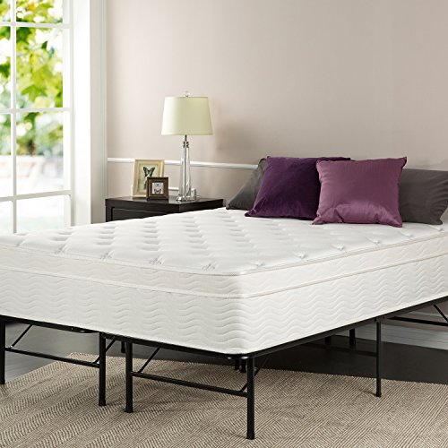 sleep-master-13-inch-deluxe-euro-box-top-pocketed-spring-mattress-and-platform-metal-bed-frame-mattr