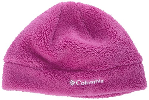 Columbia Women's with Pearl Plush Hat, Groovy Pink, One Size