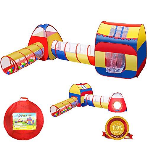 iCorer Extra Large Kid Tent 4pc ...