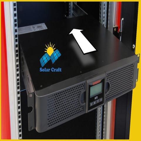 Effekta UPS 3000VA Line-interactive Protection Voltage Regulation networking