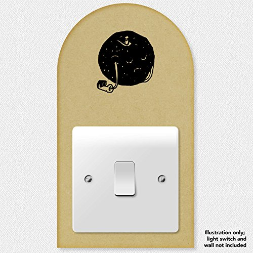 U0027Glum Plumu0027 Tall Light Switch Plate / Surround (LS00012950)   Buy Online In  Oman. | Toy Products In Oman   See Prices, Reviews And Free Delivery In  Muscat, ...