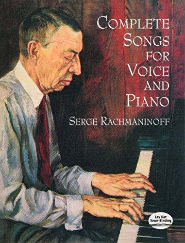 Complete Songs for Voice and Piano (Dover Song Collections) ()