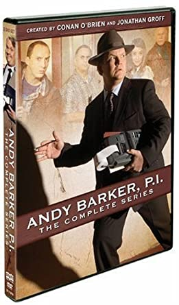 Amazoncom Andy Barker Pi The Complete Series Andy