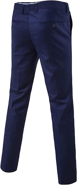 Giacca NTNY3 Abito Uomo Elegante Completo Slim Fit 3 Pezzi Blazer Uomini Pantaloni Gilet