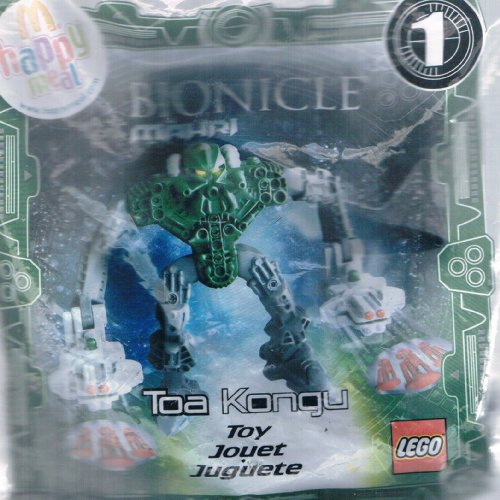 Kids Bionicle - Bionicle Mahri Toa Kongu (Happy Meal Toy)