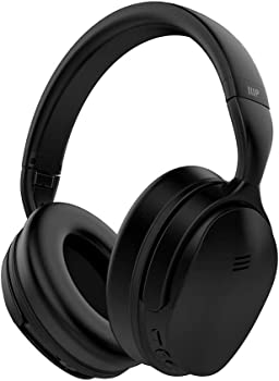 Monoprice BT-300ANC Over-Ear Wireless Bluetooth Headphones