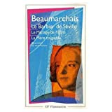 img - for Theatre de Beaumarchais: Le Barbier de Seville / le Marriage de Figaro / la Mere Coupable book / textbook / text book