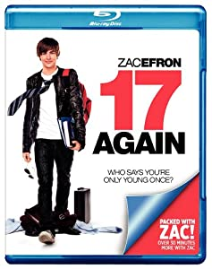 Cover Image for '17 Again (Blu-ray/DVD Combo + Digital Copy)'