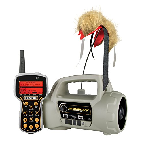 FOXPRO HammerJack American Made Electronic Predator Call (Best Way To Call Coyotes With Foxpro)