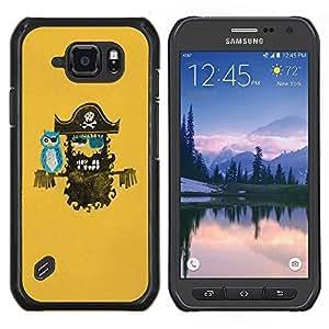 Stuss Case / Funda Carcasa protectora - Pirata - Samsung Galaxy S6Active Active G890A