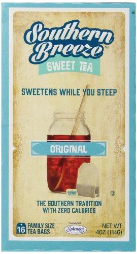Southern Breeze Sweet Tea, 16 Family Size Tea (Southern Sweet Tea)