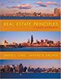 img - for Real Estate Principles: A Value Approach book / textbook / text book