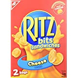 Ritz Bits Real Cheese Sandwich 1000 Gram (Pack of 4)