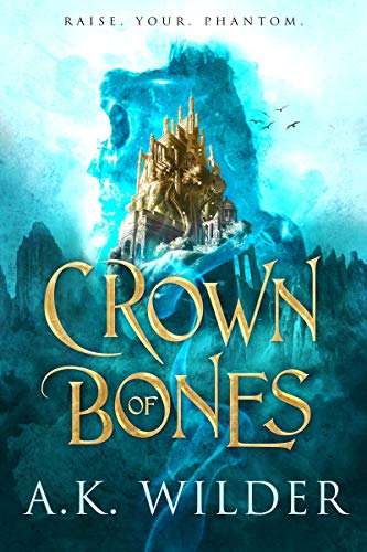 Book Cover: Crown of Bones
