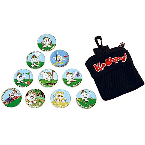ProActive Sports Ka-Ching On-Course Golf Coin Game by ProActive Sports