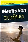 Meditation For Dummies®, Mini Edition