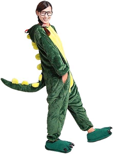 LATH.PIN Pijamas Disfraz Animal Carnaval Cosplay Traje Pijamas ...