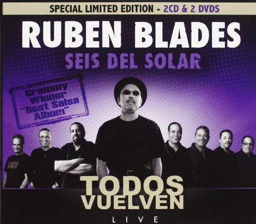 Ruben Blades - Canciones del Solar de Los Aburridos - Zortam Music