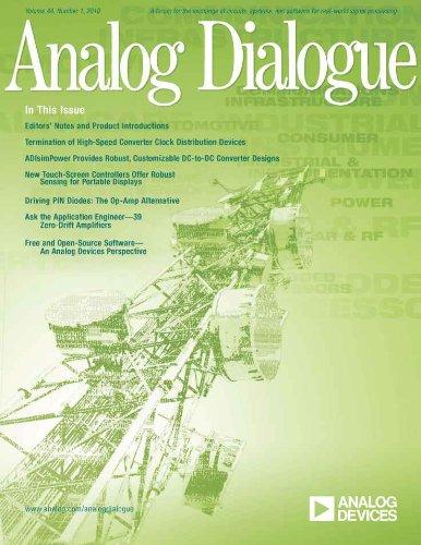 Analog Dialogue, Volume 44, Number 1
