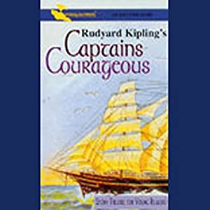 Captains Courageous (Dramatized) Audiobook
