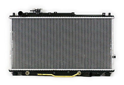Radiator - Pacific Best Inc For/Fit 2441 01-04 Kia Spectra AT 4CY 1.8L/2.0L PTAC