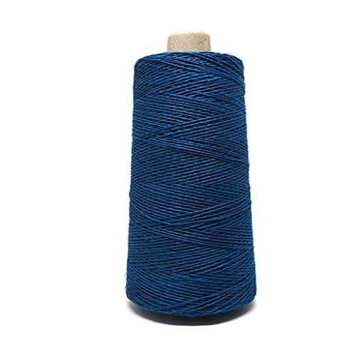 Thread Tapestry (Linen Weaving Yarn ~ Peacock)