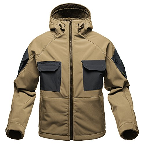 FREE SOLDIER Windproof Mountain Outdoor ...