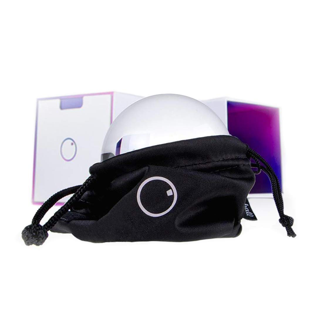 Original Lensball Pocket 60mm, K9 Crystal Ball with Microfiber Pouch, Photography Accessory