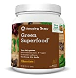 Amazing Grass Green Superfood Chocolate, 100 servings, 28.2 Ounces