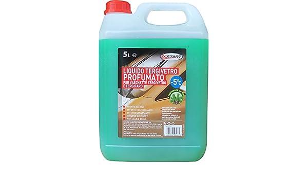 Mantenimiento START líquido limpiaparabrisas perfumado pino Start-5 ...