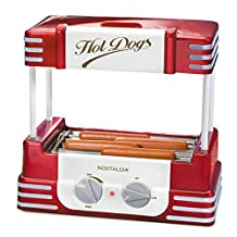 Nostalgia Electrics RHD800 Retro Series Hot Dog Roller
