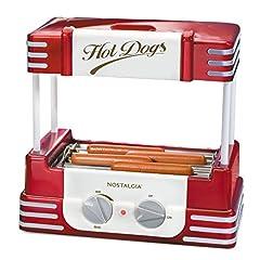 RHD800 Hot Dog Roller