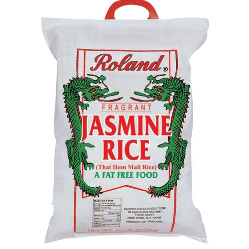 Roland Jasmine Rice, 20 Pound by Roland