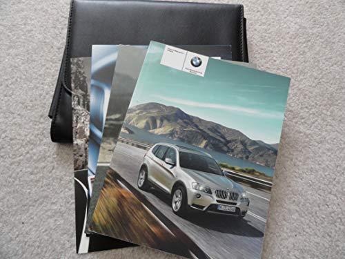 2011 BMW X3 xdrive 28i 35i Owners Manual
