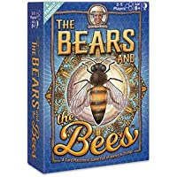 Grandpa Beck's The Bears and The Bees Card Game | A Fun & Strategic Tile-Placement Card Game | Enjoyed by Kids, Teens…