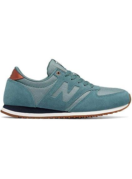 61453858e73 Tênis New Balance 420 Retrô Running Feminino - Tamanho Calçado(34)  Cores(azul