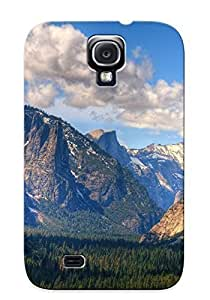 Appearance Snap-on Case Designed For Galaxy S4- Yosemite Valley (best Gifts For Lovers)