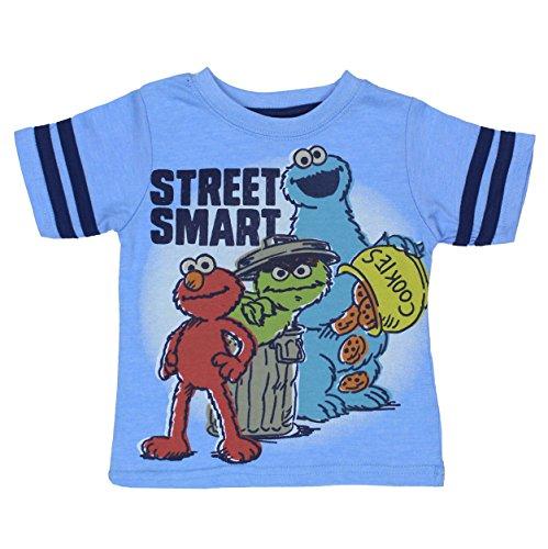 Sesame Street Sleeve Toddler Little