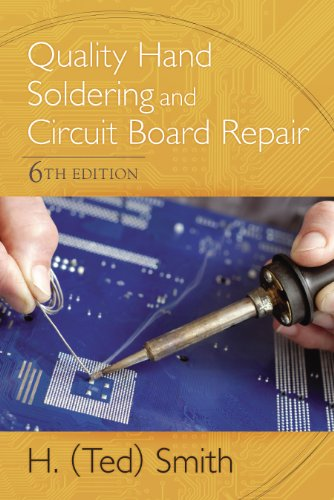 Quality Hand Soldering and Circuit Board Repair (Circuit Smith)